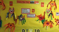 Happy Chinese New Year! Please check out the wonderful display created by our students in Division 10.