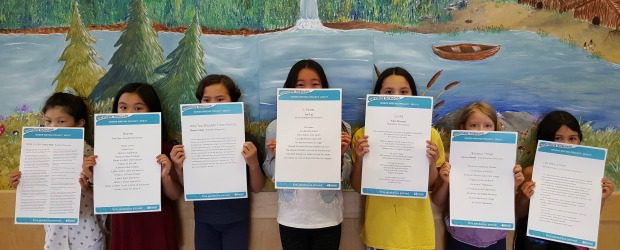 This year, we had SEVEN successful student writers that were published in this year's WORDS publication.  This is a district contest open to all Burnaby students from Kindergarten to grade […]